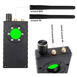 Hidden camera. RF detector,...