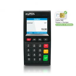Terminal de paiement myPOS Go